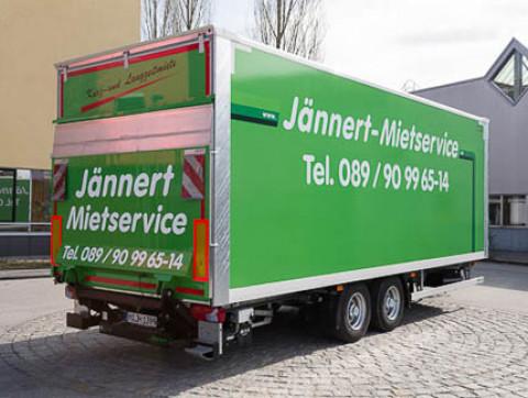 Jännert-Rental Service