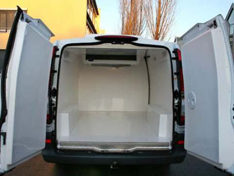 F5 - Deep-freeze transporter - Mercedes-Benz Vito