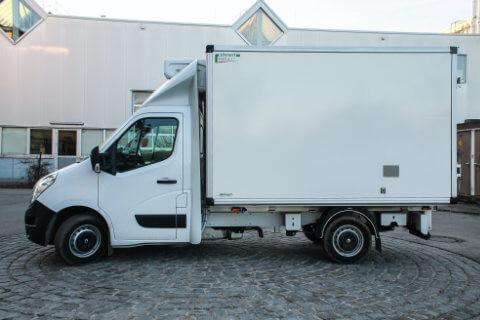 F2 - Tiefkühltransporter - Renault